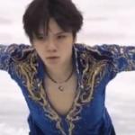 宇野昌磨 グランプリファイナル2017 フリー演技 (解説:アメリカ英語・ロシア語)