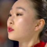 田村紗楽[サラ・タムラ] カナダ選手権2018 フリー演技 (解説:カナダ英語)
