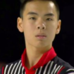 ナム・グエン カナダ選手権2018 フリー演技 (解説:カナダ英語)
