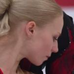 エフゲーニヤ・タラソワ&ウラジミール・モロゾフ 欧州選手権2018 ショート演技 (解説:ロシア語・イギリス英語)