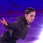 エフゲニア・メドベデワ 欧州選手権2018 エキシビション演技 (解説:ロシア語)