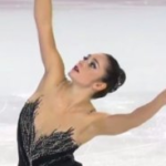 ケイトリン・オズモンド カナダ選手権2018 フリー演技 (解説:カナダ英語)