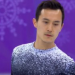 パトリック・チャン 平昌オリンピック ショート演技 (解説:なし)