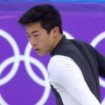 ネイサン・チェン 平昌オリンピック ショート演技 (解説:なし)