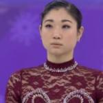 長洲未来[ミライ・ナガス] 平昌オリンピック ショート演技 (解説:なし)