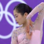 宮原知子 平昌オリンピック ショート演技 (解説:なし)
