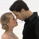 ケイトリン・ウィーバー&アンドリュー・ポジェ オータムクラシック2018 リズムダンス演技 (解説:英語)
