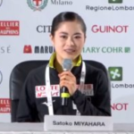 世界選手権2018 女子シングルSP後記者会見 (2018/3/21-英語)