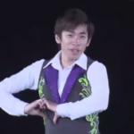 織田信成 プリンスアイスワールド2018横浜公演 (解説:日本語)