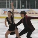 小松原美里&ティモシー・コレト USインターナショナルクラシック2018 リズムダンス演技 (解説:なし)