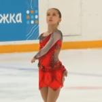 カミラ・ワリエワ ロシア杯2018第1ステージ フリー演技 (解説なし)