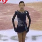 エリザヴェート・トゥルシンバエワ オンドレイネペラメモリアル2018 ショート演技 (解説:なし)