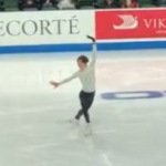 宮原知子 スケートアメリカ2018 公式練習 (2018/10/18)