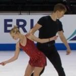 エフゲーニヤ・タラソワ&ウラジミール・モロゾフ スケートアメリカ2018 ショート演技 (解説:イギリス英語)