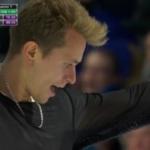 ミハエル・ブジェジナ スケートアメリカ2018 フリー演技 (解説:アメリカ英語)