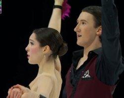 ロレイン・マクナマラ&クイン・カーペンター スケートアメリカ2018 ...