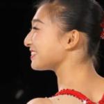 坂本花織 スケートアメリカ2018 エキシビション演技 (解説:アメリカ英語)