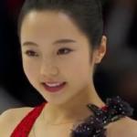 本田真凜 スケートアメリカ2018 ショート演技 (解説:ロシア語・アメリカ英語)