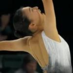 坂本花織 スケートアメリカ2018 フリー演技 (解説:イギリス英語・ロシア語)