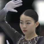 紀平梨花 NHK杯2018 フリー演技 (解説:イギリス英語・ロシア語)