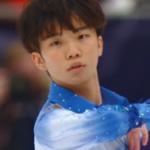 友野一希 ロステレコム杯2018 ショート演技 (解説:イギリス英語)