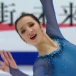 ポリーナ・ツルスカヤ ロステレコム杯2018 ショート演技 (解説:ロシア語)