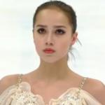 アリーナ・ザギトワ ロステレコム杯2018 ショート演技 (解説:ロシア語)