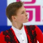 ミハイル・コリヤダ ロステレコム杯2018 フリー演技 (解説:イギリス英語・ロシア語)