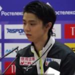 羽生結弦 ロステレコム杯2018FS後記者会見 足首の負傷について語る (2018/11/17)