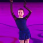 カミラ・ワリエワ ロステレコム杯2018 エキシビション演技 (解説:ロシア語)