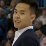 ナム・グエン カナダ選手権2019 ショート演技 (解説:カナダ英語)