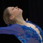 オーロラ・コトップ カナダ選手権2019 フリー演技 (解説:カナダ英語)