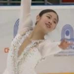 イ・ヘイン Children of Asia Games 2019 ショート演技 (解説:ロシア語)