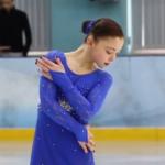 ソフィア・サモデルキナ モスクワジュニア選手権2019 フリー演技 (解説なし)