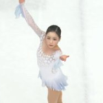 イム・ウンス 世界選手権2019 ショート演技 (解説:ロシア語)