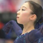 エリザヴェート・トゥルシンバエワ 世界選手権2019 ショート演技 (解説:ロシア語)
