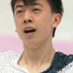 ヴィンセント・ジョウ 世界選手権2019 ショート演技 (解説:ロシア語)
