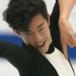 ネイサン・チェン 世界選手権2019 ショート演技 (解説:ロシア語)
