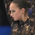 アリーナ・ザギトワ 世界選手権2019 フリー演技 (解説:ロシア語)