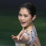 宮原知子 世界選手権2019 エキシビション演技 (解説:なし)