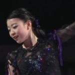 紀平梨花 世界選手権2019 エキシビション演技 (解説:なし)