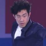 ネイサン・チェン 国別対抗戦2019 エキシビション演技 (解説:ロシア語)