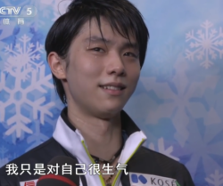 世界選手権2019 中国CCTVドキュメンタリー 羽生結弦カット