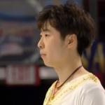 金博洋[キン・ハクヨウ] スケートアメリカ2019 ショート演技 (解説:ロシア語)