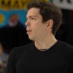 キーガン・メッシング スケートアメリカ2019 ショート演技 (解説:スペイン語)