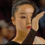 樋口新葉 スケートアメリカ2019 ショート演技 (解説:なし)