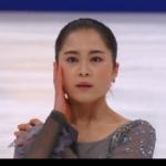 宮原知子 ロステレコム杯2019 フリー演技 (解説:ロシア語)