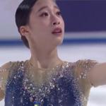 ユ・ヨン 中国杯2019 フリー演技 (解説:スペイン語)