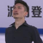 閻涵[エン・カン] 中国杯2019 フリー演技 (解説:スペイン語)