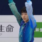 鍵山優真 四大陸選手権2020 ショート演技 (解説:日本語)